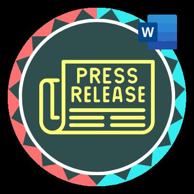 Co-brandable Business Press Release